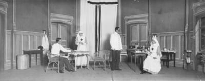 Verdanditeater 1918-1919