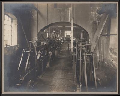Image from object titled Höganäs stenkolsgruvors kronologi. Ur Carl Sahlins bergshistoriska samling.
