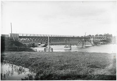 Äldsta järnvägsbron bron över Byälven i Säffle.
