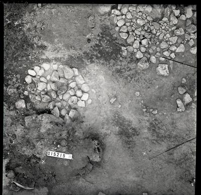 Munktorp sn, Kping, Sdra Rasgrde. Detalj av loftbod, 1935.
