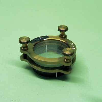 Image from object titled Demonstratietoestel newton ringen