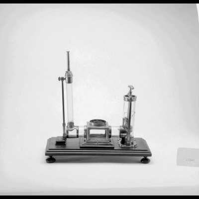 Model waterzuig- en perspomp