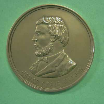 Medaille in doos