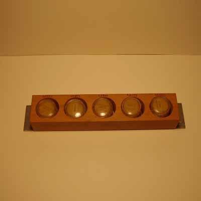 IJkplaatjes voor refractometer