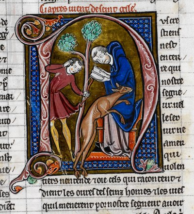 Giles from BL Royal 20 D VI, f. 128