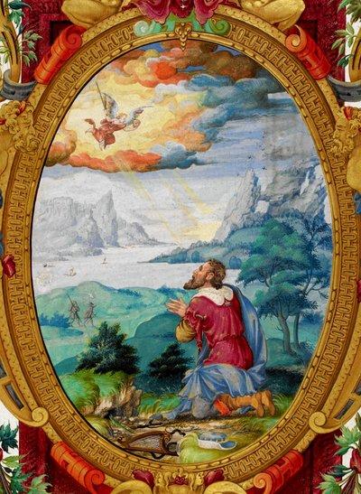 David from BL Royal 2 B IX, f. 2
