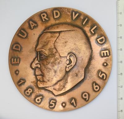 Eduard Vilde 100. sünniaastapäev