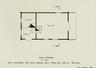Image from object titled Kõrvalhoonete (saun+sepikoda) põhiplaan