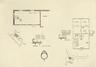 Image from object titled Õueskeemid ja sepikoja põhiplaanid
