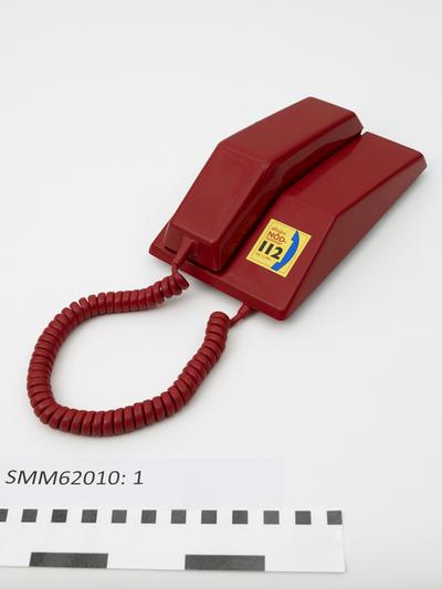 Image from object titled puhelin; Finnjet; pöytäpuhelin