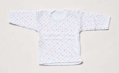 Äitiyspakkauksen pusero; vauvan paita