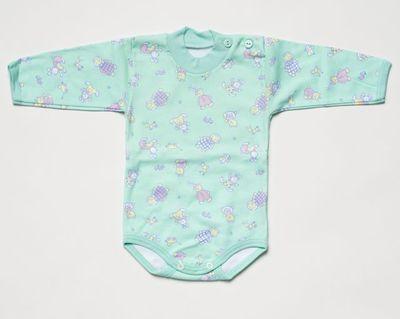 Äitiyspakkauksen body; vauvan body