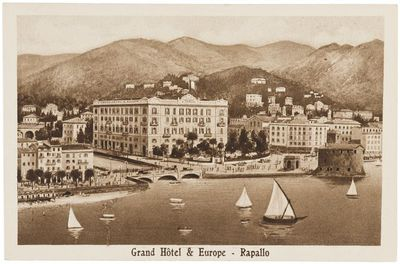 Image from object titled Grand Hôtel & Europe