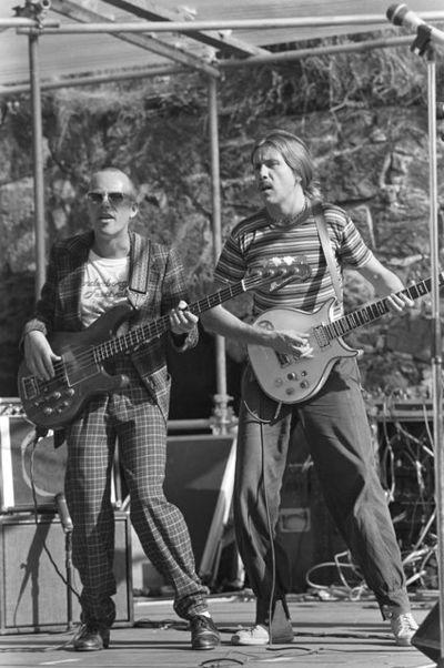 Bill`s Boogie Band feat. Jukka Tolonen Helsinki Sea Jazz Sinebrychoffin puistossa