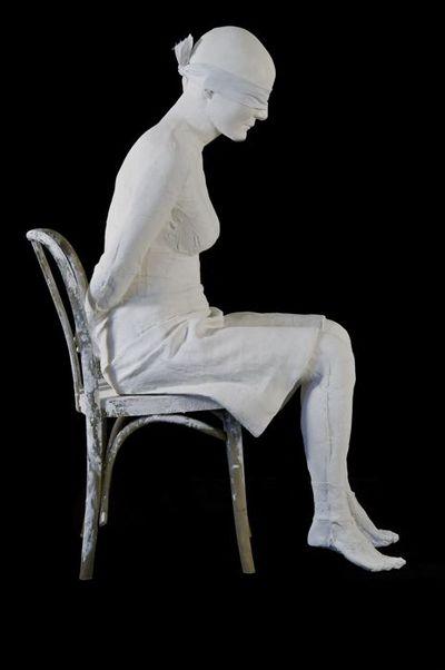 skulptur, installation