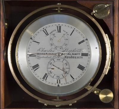 skeppskronometer, kronometer