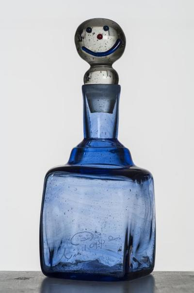 plunta, flaska