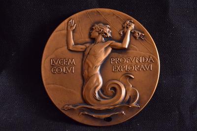 medalj, etui
