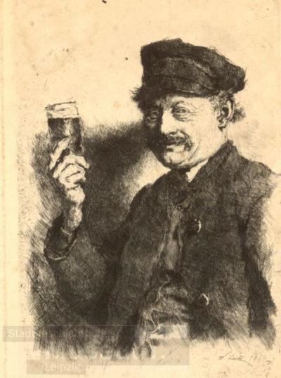 Trinker; Grafik