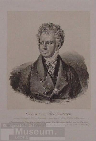 Georg von Reichenbach; Lichtdruck