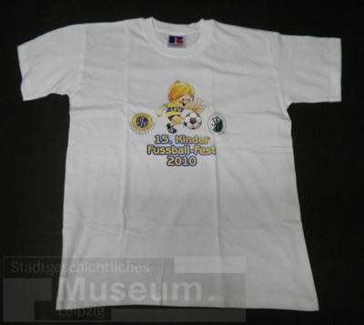 15. Kinder-Fußball-Fest; T-Shirt