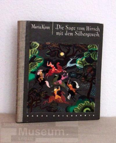 Image from object titled Kinderbuch