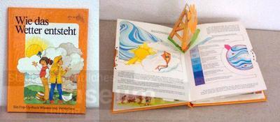 Kinderbuch, mit Aufklappbilder; Kinderbuch