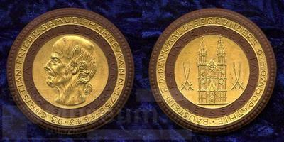 Image from object titled Medaille