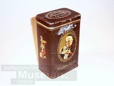 Richter Kaffee; Büchse/Dosen
