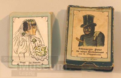 Schwarzer Peter; Kartenspiel
