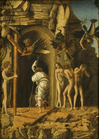 The Descent of Christ into Limbo