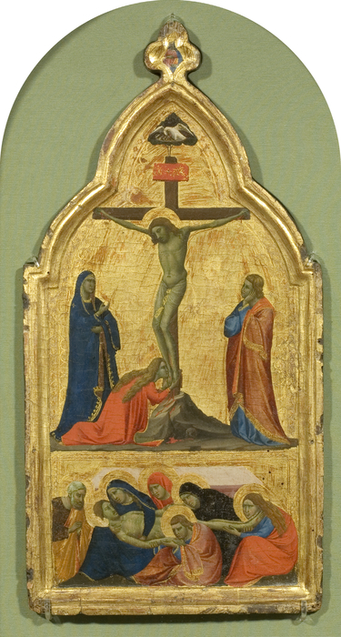 Crucifixion and Lamentation