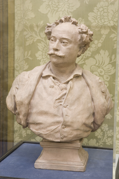 Image from object titled Alexandre Dumas the Younger