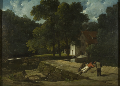 The Snuff Mill, Stapleton