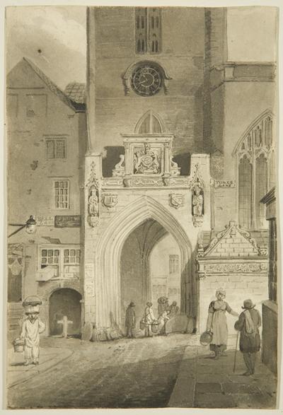 St John's Gateway