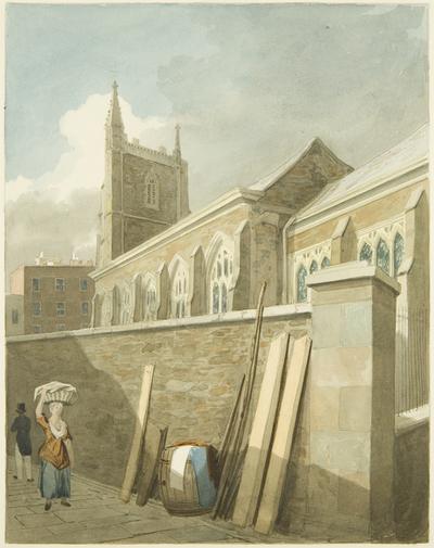 Mary-le-Port Church