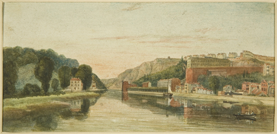 Hotwells, Clifton and the Avon Gorge