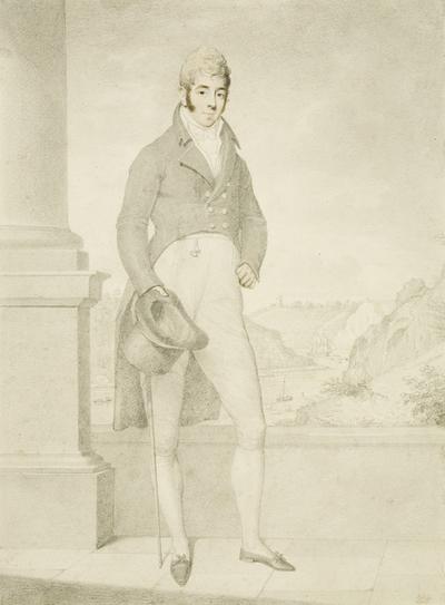 Portrait of Thomas Upton