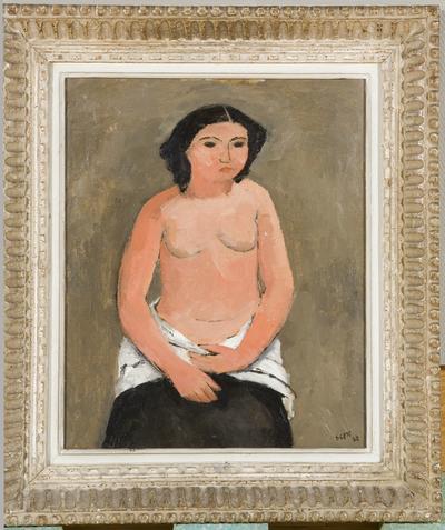 Breton Nude