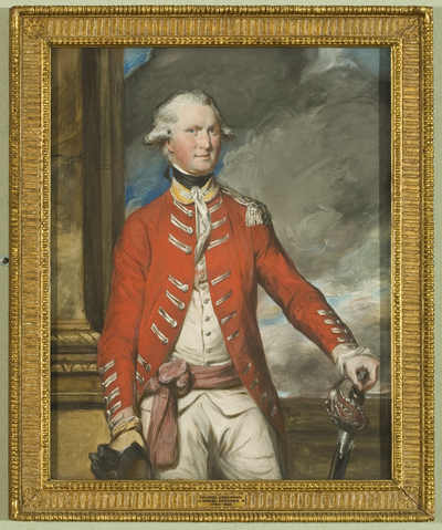 Portrait of Colonel Henchman
