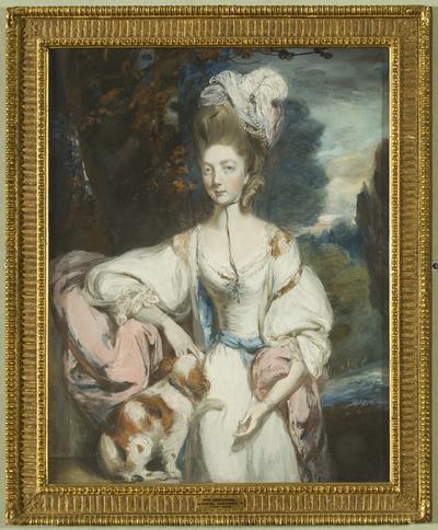 Portrait of Mrs Henchman