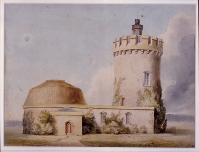 The Observatory and Proposed Additions