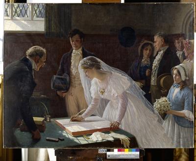 The Wedding Register