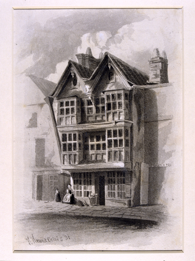 The Seven Stars Tavern [either Penn St or Callowhill Street]