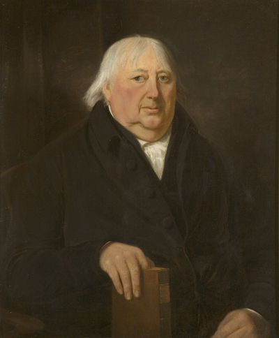 Portrait of a Man, said to be Joseph Fry