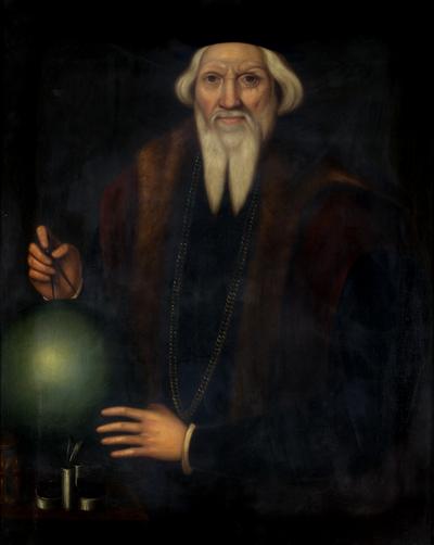 Portrait of Sebastian Cabot [copy of lost original]