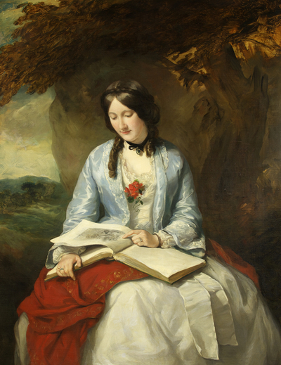 Portrait of Mrs Livesay