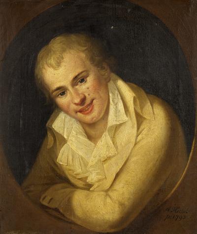 Portrait of Dr John King