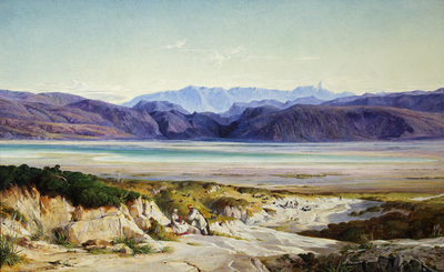 The Mountains of Thermopylae