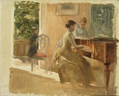 In the Drawing-room at Haiko